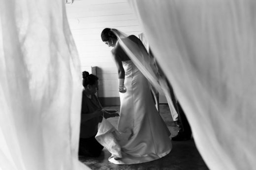 Bayfield Wisconsin Wedding by Nate Howard